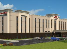 Hampton Inn and Suites at Wisconsin Dells Lake Delton, Висконсин-Деллс