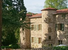 Chateau de Durianne, Le Monteil (рядом с городом Rochelimagne)