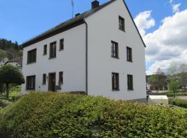 Gästehaus Fichtenwäldche, Kelberg (Mosbruch yakınında)