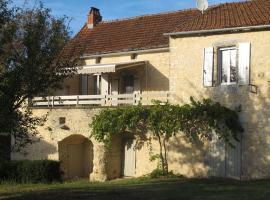 l'Oustal de Gouleme, Concorès (рядом с городом Peyrilles)