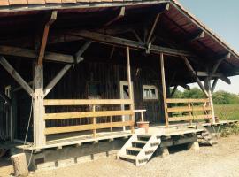 Mignon chalet proche Dax, Benesse-lès-Dax (рядом с городом Mimbaste)