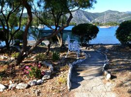 Kneze bay apartment, Korcula island