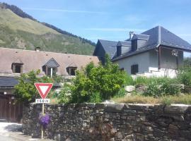 La Grange de Saint-Paul, Saint-Paul-d'Oueil (рядом с городом Garin)