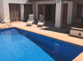Olivino 1 - El Valle Golf Resort, Murcia (Lo Mendigo yakınında)