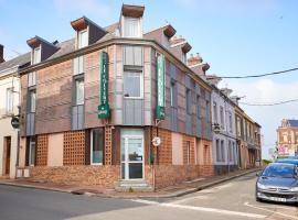 chambres d'hotes du colvert, Форж-ле-О (рядом с городом La Ferté-Saint-Samson)