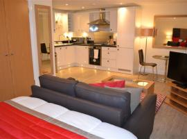 Central Point Apartments, Basingstoke, Basingstoke