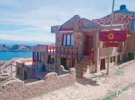 Intikala Hotel, Comunidad Yumani