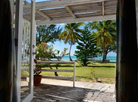 Anegada Reef Hotel, The Settlement