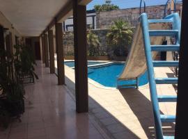 Hotel Aaktun Kay, Champotón