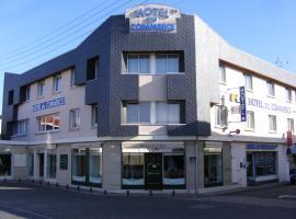 Hotel du Commerce, Шаллан (рядом с городом La Garnache)