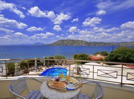 Melina Resort, Salamís (рядом с городом Áyios Yeóryios)