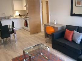 House of Fisher- Solstice House Apartments, Farnborough