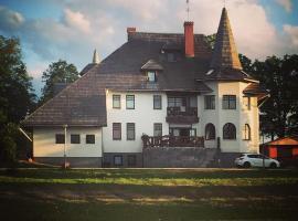 Hotel Zaķīši, Raiskums