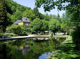 Auberge Du Moulin Hideux, Bouillon