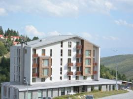 Hotel Scardus, Тетово