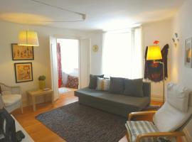 Heart of Alfama Apartment