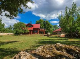 Country House Doliba, Mušaluk (рядом с городом Klanac)