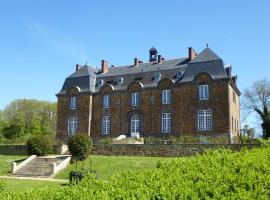 Gîtes Le Perray, Saint-Mars-du-Désert (рядом с городом Сюсе)