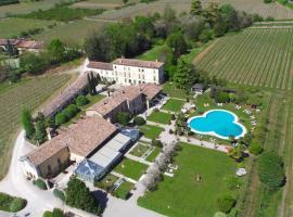 Villa Del Quar, Сан-Пьетро-ин-Карьяно