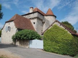 Château de Camboulan, Ambeyrac (рядом с городом La Capelle-Balaguier)