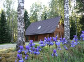 Aasa Holiday Homes, Kärsu (Abja-Paluoja yakınında)