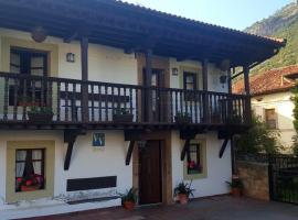 Casa Pelayo, Poo de Cabrales