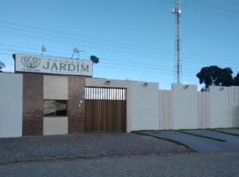 Pousada Jardim, Estância (Arauá yakınında)