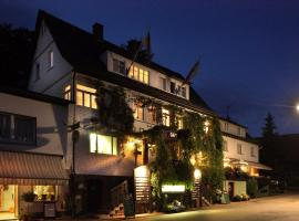 Landgasthof - Hotel Dorflinde, Grasellenbach