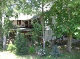 Holiday Home Kovacevic, Apatin (рядом с городом Zlatna Greda)