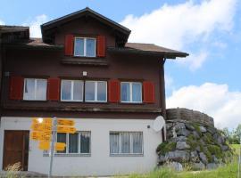 Apartment Hulfteggpass, Mühlrüti (Gibswil yakınında)