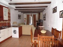 Apartamentos Rurales La Muralla II, Каньете (рядом с городом Сальваканьете)