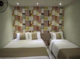 Hotel Contorno Sul, Curitiba (Fazenda Rio Grande yakınında)