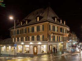 Hine Adon Aparthotel Cheval Blanc, Bulle