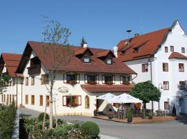 Gasthaus und Pension Zur Linde, Rot an der Rot (Bonlanden yakınında)