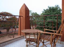 Villa Rose, Bobo-Dioulasso (рядом с регионом Banfora)