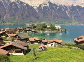 Switzerland Iseltwald Apartment