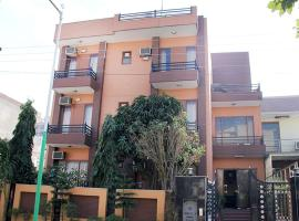 STEPiNN - Ganga Villa Manesar, Гургаон (рядом с городом Kāsan)