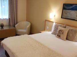Travel Plaza Hotel, Desborough (tuvumā vietai Rothwell)