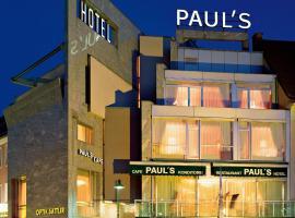 Paul's Hotel, Knittelfeld