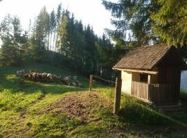 BIO-Peisingerhof, Sankt Stefan ob Leoben (Sankt Michael in Obersteiermark yakınında)
