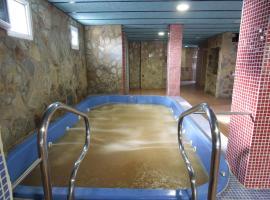 Hotel Balneario Fuentes del Trampal, Carmonita (Alcuéscar yakınında)
