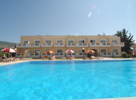 Iris Hotel, Кос