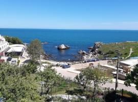 Dolphin Family Hotel, Tyulenovo (Kamen Bryag yakınında)