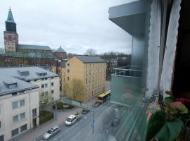 Cozy Apartment near Turku Cathedral Church