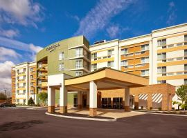 Courtyard by Marriott Yonkers Westchester County, Yonkers (in de buurt van Palisades)