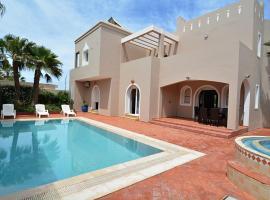 Villa Sable de Mirleft (Luxury Apartment)