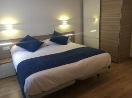 Hotel Marxant, Tavascan