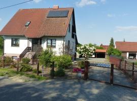 Ferienwohnung zum Kahnfahrmann, Lübbenau (Fürstlich Drehna yakınında)