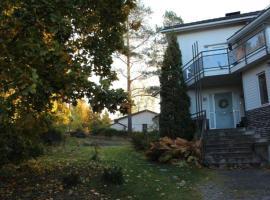 Apartment Lumikontupa, Ювяскюля (рядом с городом Vihtiä)