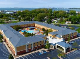 Cedar Point's Express Hotel, Sandusky